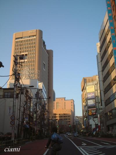 靖国通り お散歩☆