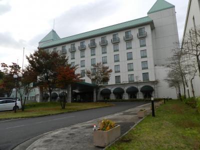 『神鍋高原/ブルーリッジホテル』滞在記◆2011年秋・兵庫県北部の滝めぐり≪その1≫