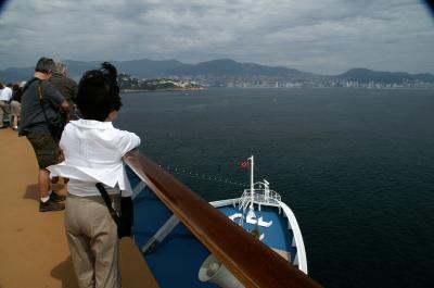 メキシコの美港「アカプルコ」
