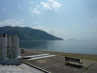 琵琶湖一周の徒歩の旅(マキノ~近江今津)
