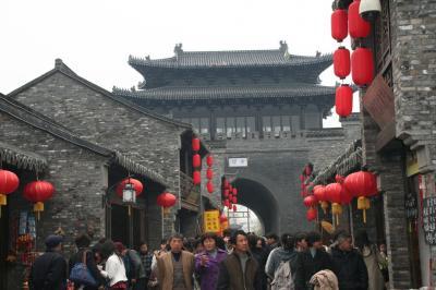 江蘇省揚州 鑑真和尚の街を散策しました