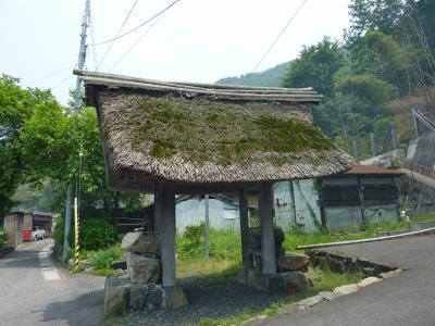 琵琶湖一周の徒歩の旅(管浦~永原)