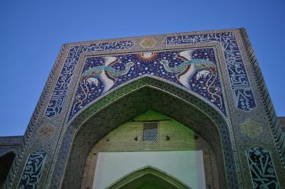 秋のウズベキスタン2011②