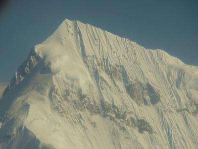 マウンテンフライト・ヒマラヤ遊覧飛行~ネパール・タイ旅行六日目・2011年10月20日