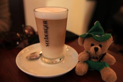 【欧州旅行2日目】 ○ ハイデルベルクで立ち寄った喫茶店 「KAFE KONDITOREI」