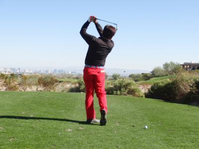 ラスベガスゴルフ旅行