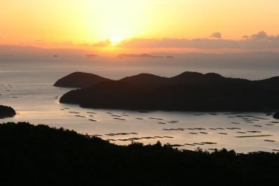 日生(ひなせ)の牡蠣を堪能、「岡山いこいの村」で季節料理と日の出の美景を楽しむ