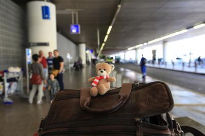 【欧州旅行1日目】 ドイツ、フランクフルトに到着 「空港からホテルまで」