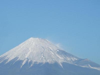 今朝の富士山11/11/24