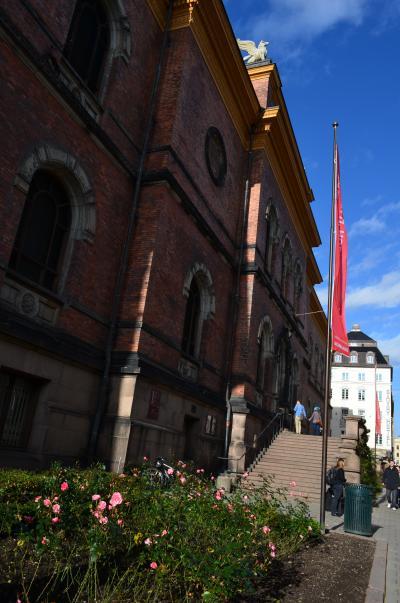 2歳子連れ11年ぶりのラトビア、そして北欧へ 10 ノルウェーのオスロの美術館