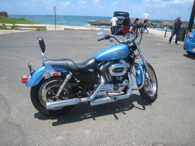 2011年5月アクティブに動く我が家流ハワイ(前編)レンタサイクルにハーレーレンタルまで・ハワイの違った楽しみ方