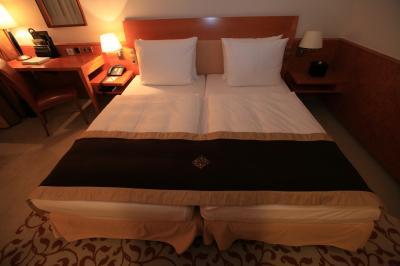 【欧州旅行4日目】 ホテル・フィーア・ヤーレスツァイテン・ケンピンスキー 「ダブルルーム」