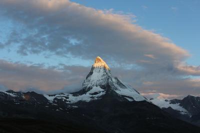 ヨーロッパ・アルプス・ハイキング(モン・ブラン、マッターホルン、アイガー・ユングフラウヨッホ)