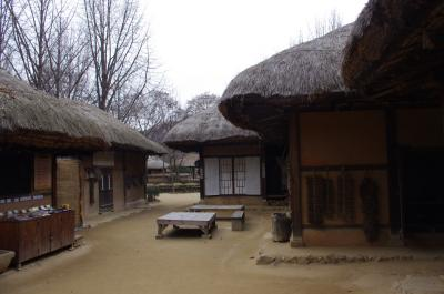 韓国 「行った所・見た所」 韓国民俗村