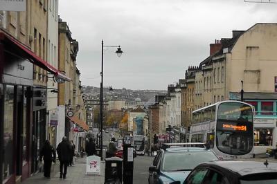 イギリス旅行記④ Bristol