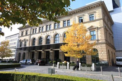 【欧州旅行8日目】 ミュンヘン中央駅隣接のスタイリッシュなホテル 「ソフィテル・ミューニッヒ・バイヤーポスト」