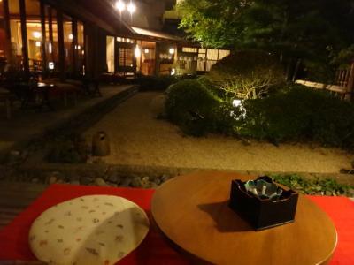 2011秋☆伊香保温泉 お宿玉樹☆