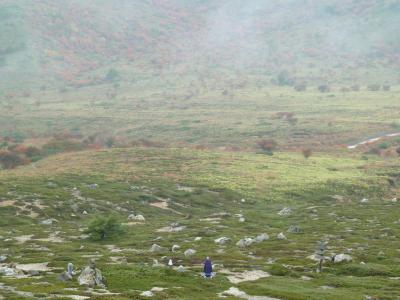 2011年秋のプチ登山旅行1:恵山