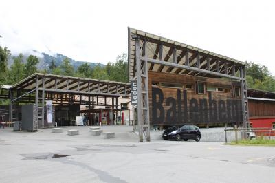 スイス王道(?)観光Part7(雨の野外博物館)