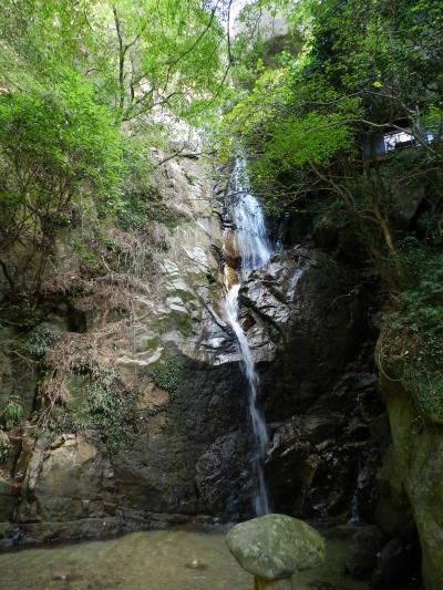 奇絶峡の不動滝~帰路◆高野龍神スカイラインから白浜温泉へ【その5・最終章】