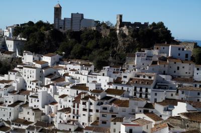 アンダルシアの小さな町々 (スペイン)