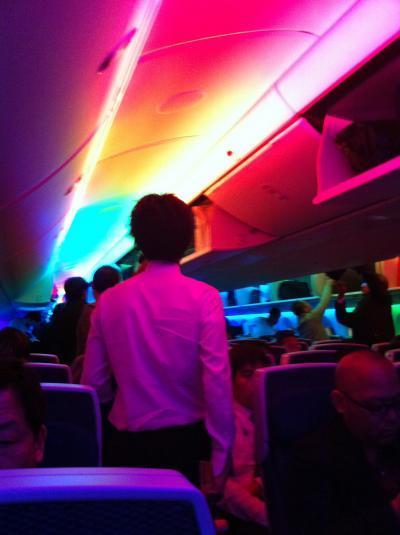 787搭乗がメインな旅 宮島