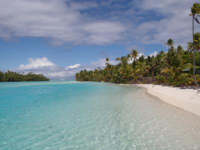 クック諸島アイツタキデイツアー2011
