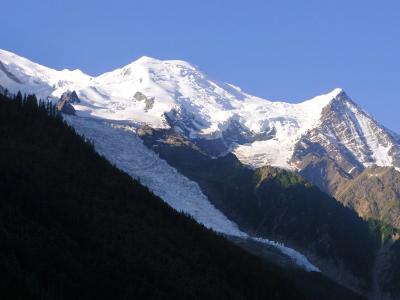 夏のスイス・5大アルプス9日間(3日目)シャモニー・ラヴォー地区・シヨン・テーシュ・ツェルマット
