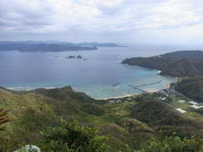 島旅 奄美群島・請島編 ~大山&サンゴの石垣風景~