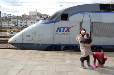 子連れでソウル 2011