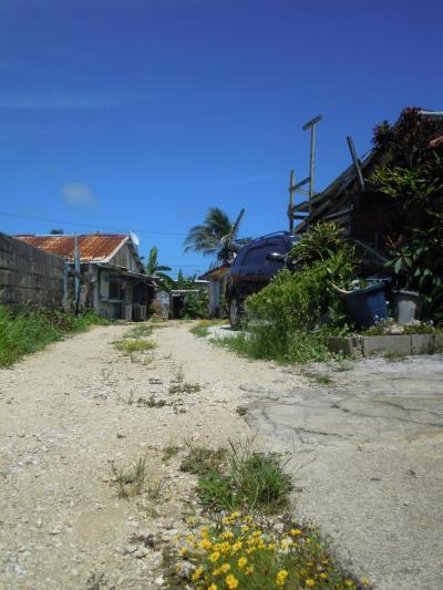 沖縄であり沖縄でない大東島へ こんなに好きになっちゃうなんて南大東島とのサヨナラ。また、おじゃりやれ!編
