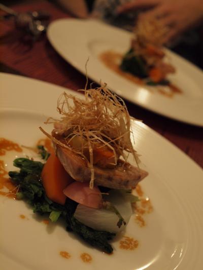 うたゆの宿箱根 2週間ぶりに今度は連泊。2泊目は、温泉 カラオケ 美味しいお食事。箱根旧街道 甘酒茶屋の紅葉 2011年11月