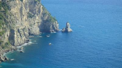 南イタリア・ソレント半島のドライブ・・・ポンペイからポジターノまで 後編
