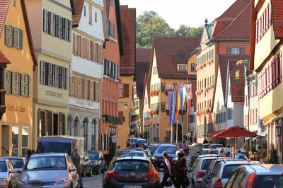 【欧州旅行4日目】 ロマンティック街道バスの旅 ④ 「ディンケルスビュール⇒ミュンヘン」