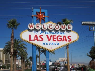Las Vegas (1回目)