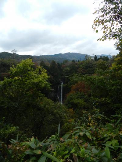 神鍋高原にある『八反の滝』◆2011年秋・兵庫県北部の滝めぐり≪その2≫