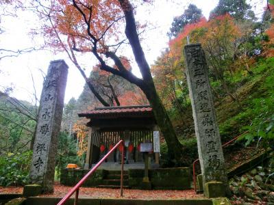 日本三薬師、久留米永勝寺の紅葉散策