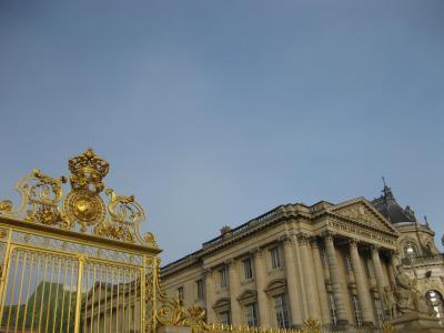 ●ツアーでフランスを巡る⑯ 豪華なベルサイユ宮殿に酔いしれる●