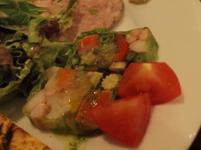 アド街ック天国で紹介された箱根仙石原のル・ヴィルギュルさんでの美味しいディナー 2011年12月