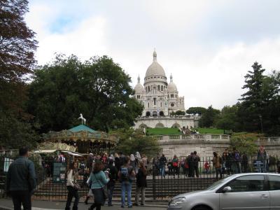 エリプソスにてパリへ(2011バルセロナ・パリ⑦)