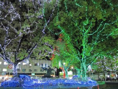 クリスマス・イルミネーションの三鷹ナイト・2011