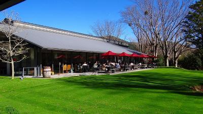 箱根ラリック美術館で贅沢な昼食