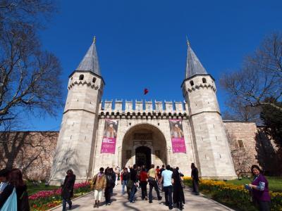 世界一周 18ヶ国目 【トルコ】イスタンブール