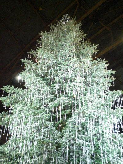 クリスマスマーケットがやってきた!④ 煌めくクリスタル~チューリッヒ