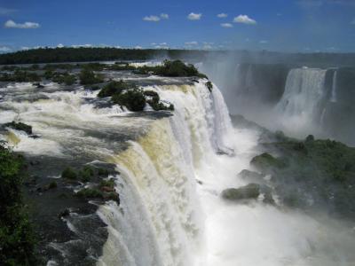 一日ドバイを終え、いざ目的地ブラジルへ~サンパウロ、ボンビーニャス、フロリアーノポリス、リオデジャネイロ、イグアス~②