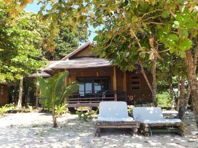 ミャンマーでのビーチリゾート<3>~アンダマン・リゾート・ホテル2日目