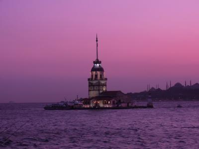 トルコ,クロアチア,フランス/マイレージの旅*10泊12日『2日目*イスタンブール』
