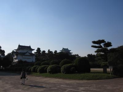 金のシャチホコ名古屋城