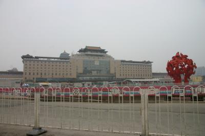 中華人民共和国 【北京から太原までの道】