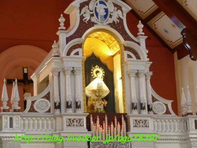 『Bicol Express』『ビコールエクスプレス』電車?・・・食べ物です そうだビコールエクスプレスを食べに ルソン島南部ビコール地方に行ってみよう #8 3日目『ナガシティー』観光『聖母ペニャフランシア大聖堂 』『サンフランシスコ教会』